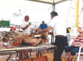 festa del mare 2010 LNI Genova Sestri Ponente